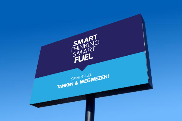 SMARTFUEL billboard