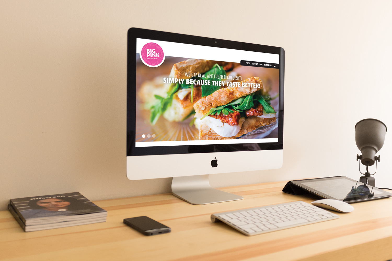 Big Pink website