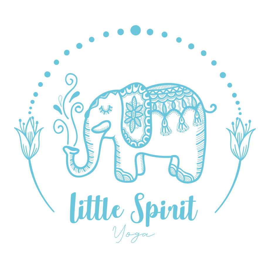 Little Spirit Yoga logo