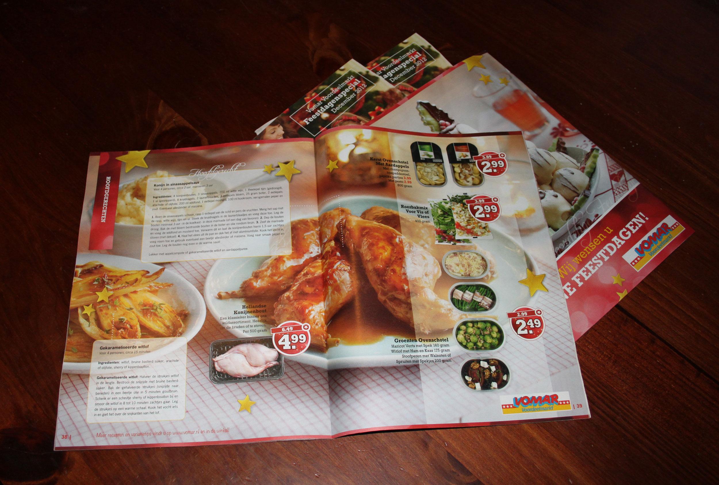 VOMAR Kerstmagazine