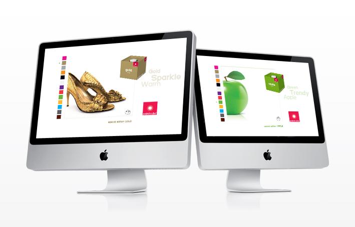 Paintcube website